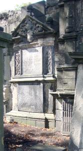 Archibald Tod's tomb