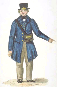 Edinburgh and Glasgow Railway uniform