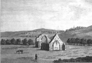 St. Roque Chapel 1789