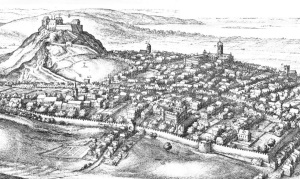 17th century Edinburgh