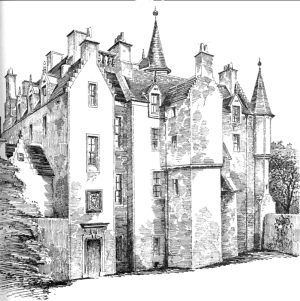 Grange House in the late 19th century