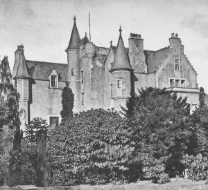 Grange House in the 1890s.